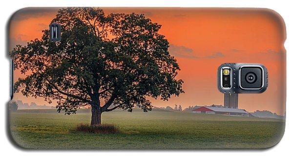 One Fine Morning Galaxy S5 Case