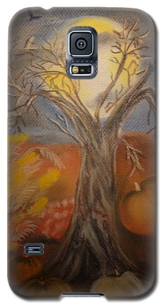 One Hallowed Eve Galaxy S5 Case by Maria Urso