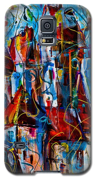 One Happy Town Galaxy S5 Case