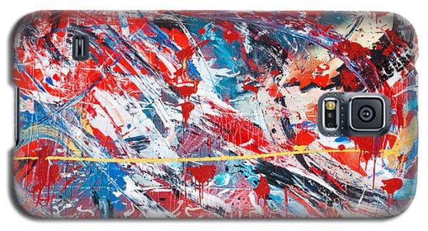 One Hundred Phoenixes Galaxy S5 Case