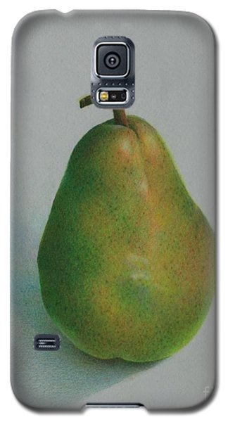One Of A Pear Galaxy S5 Case by Pamela Clements