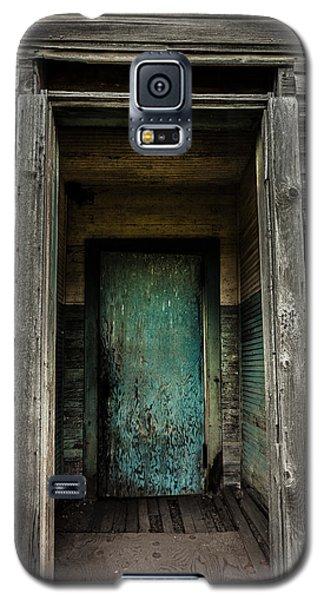 One Room Schoolhouse Door - Damascus - Pennsylvania Galaxy S5 Case
