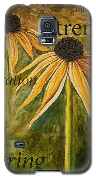 One Step At A Time Galaxy S5 Case by Lisa Fiedler Jaworski