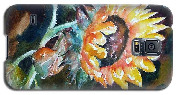 One Sunflower Galaxy S5 Case
