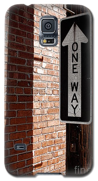 One Way Galaxy S5 Case