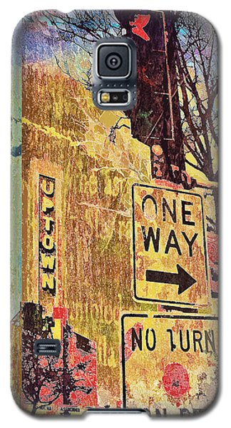 One Way To Uptown Galaxy S5 Case