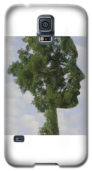 One With Nature Galaxy S5 Case