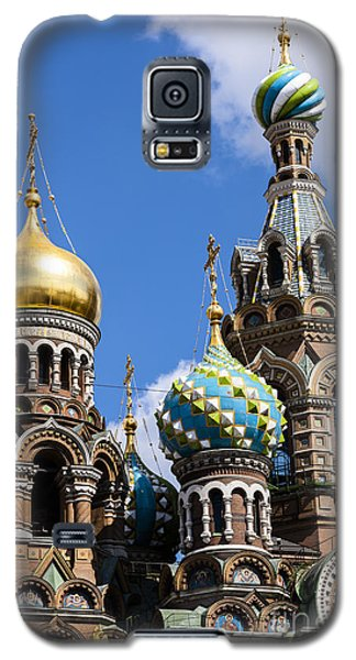 Onion Domes Church Of Spilled Blood Galaxy S5 Case