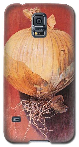 Onion Galaxy S5 Case by Hans Droog