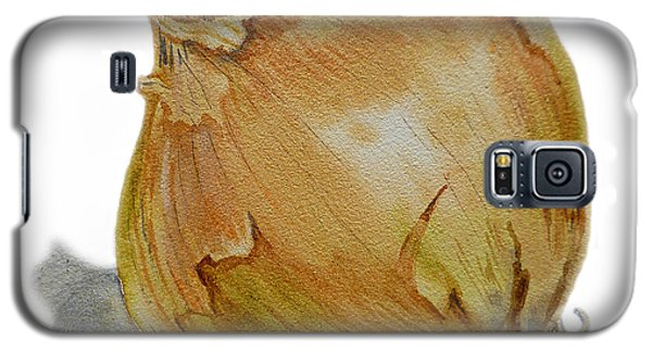Onion Galaxy S5 Case by Irina Sztukowski