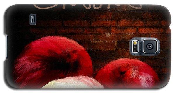 Onions II Galaxy S5 Case by Lourry Legarde