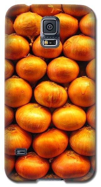 Onions Galaxy S5 Case by Leena Pekkalainen