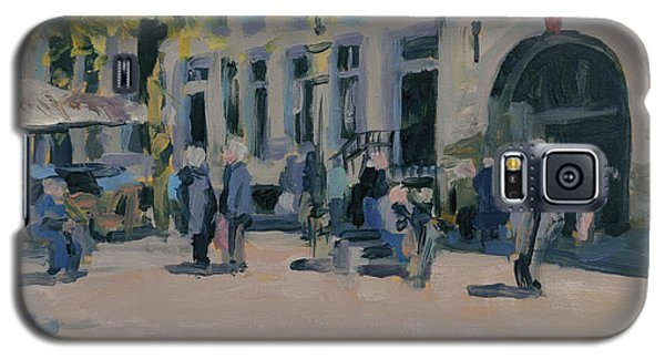 Onze Lieve Vrouwe Plein Maastricht Galaxy S5 Case