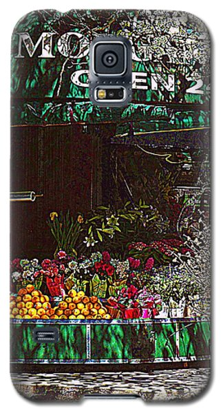 Galaxy S5 Case featuring the photograph Open 24 Hours by Miriam Danar