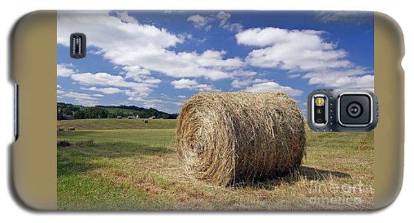 Open Field Galaxy S5 Case