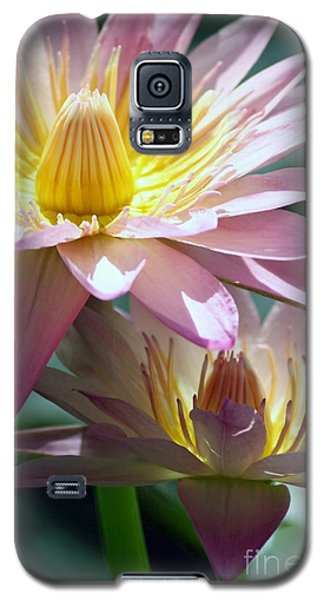 Galaxy S5 Case featuring the photograph Open Heart by Mary Lou Chmura