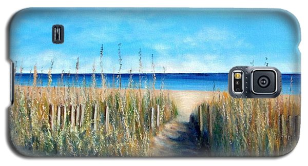 Open Invitation Galaxy S5 Case by Laurie Morgan