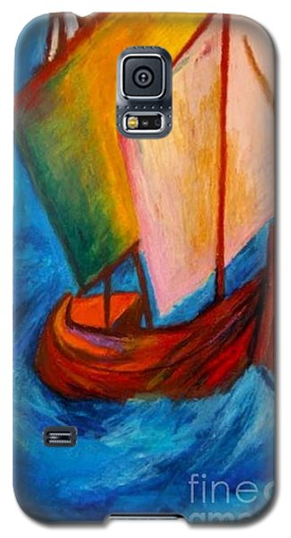 Open Sail Galaxy S5 Case