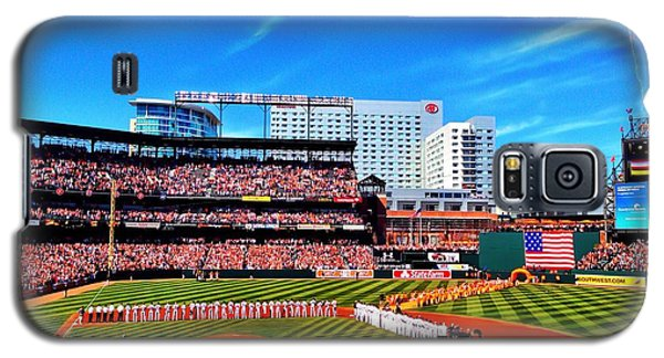 Opening Day 2014 In Baltimore Galaxy S5 Case