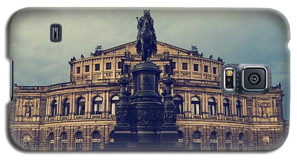 Opera House In Dresden Galaxy S5 Case