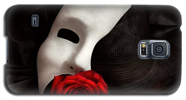 Opera - Mystery And The Opera Galaxy S5 Case by Mike Savad