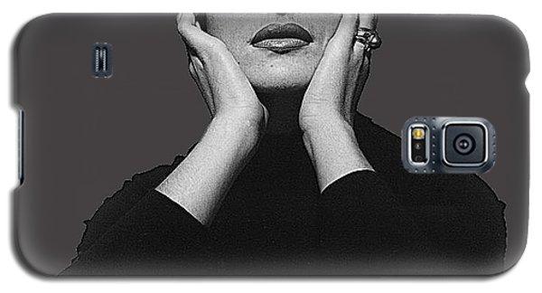 Opera Singer Maria Callas Cecil Beaton Photo No Date-2010 Galaxy S5 Case