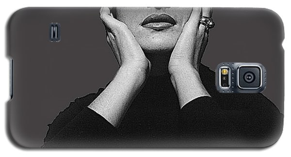 Opera Singer Maria Callas Cecil Beaton Photo No Date-2010 Galaxy S5 Case