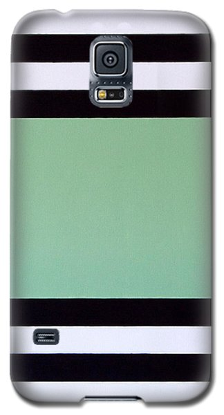Galaxy S5 Case featuring the painting Opportunity by Thomas Gronowski