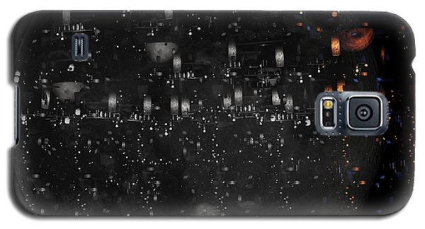 Opposite Worlds Galaxy S5 Case