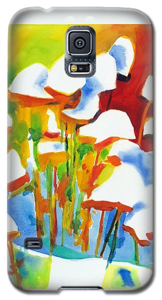 Opposites Attract Galaxy S5 Case