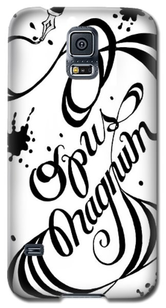 Opus Magnum Galaxy S5 Case by Carol Jacobs