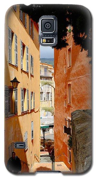 Orange Alley Galaxy S5 Case