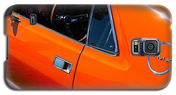Orange Amx Galaxy S5 Case