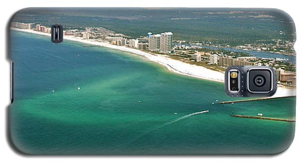 Looking N W Across Perdio Pass To Gulf Shores Galaxy S5 Case