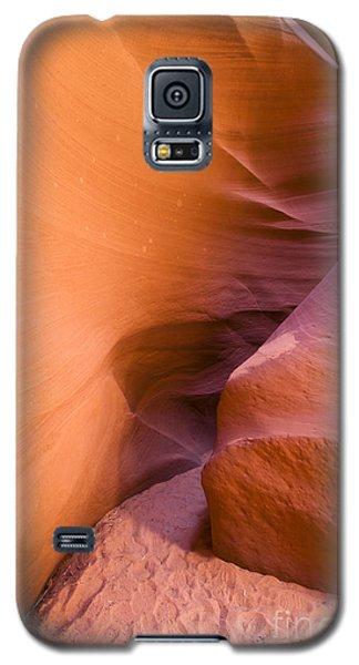 Orange Canyon Galaxy S5 Case by Bryan Keil
