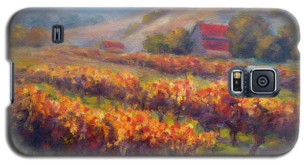 Orange Red Vines Galaxy S5 Case