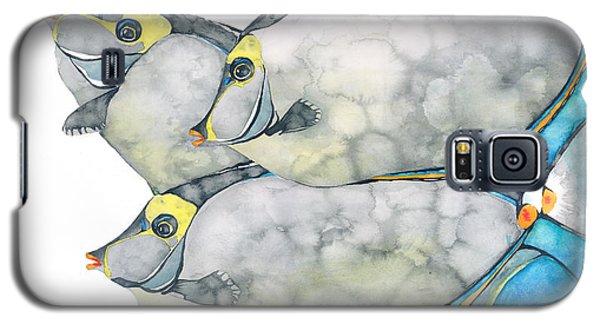 Orangespine Unicornfish Galaxy S5 Case