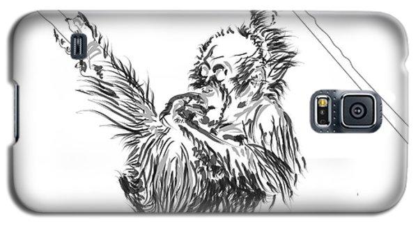 Orangutan Baby 2 Galaxy S5 Case