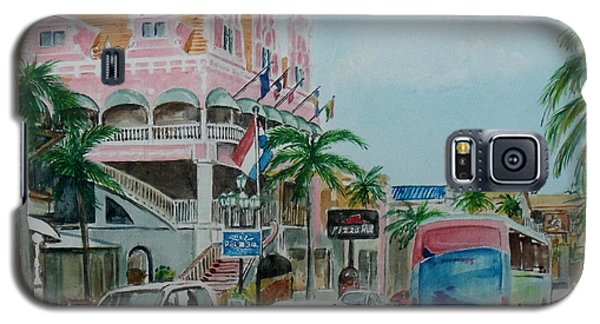 Oranjestad Aruba Galaxy S5 Case