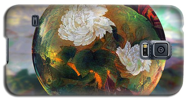 Oriental Abstract  Galaxy S5 Case