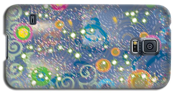 Galaxy S5 Case featuring the photograph Orbs by Kim Prowse