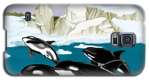 Orcas Galaxy S5 Case