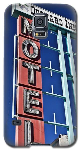 Orchard Inn Motel Galaxy S5 Case