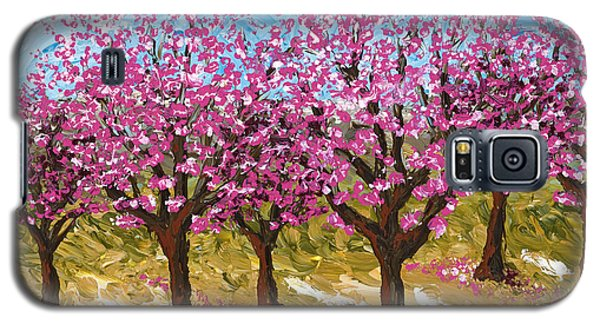 Orchard Galaxy S5 Case by Katherine Young-Beck