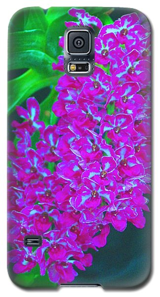Orchid 14 Manipulated Galaxy S5 Case