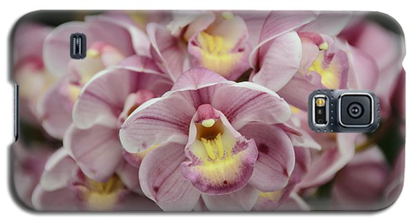 Orchid Bouquet Galaxy S5 Case