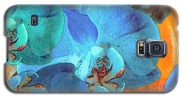 Orchid Cascade Galaxy S5 Case