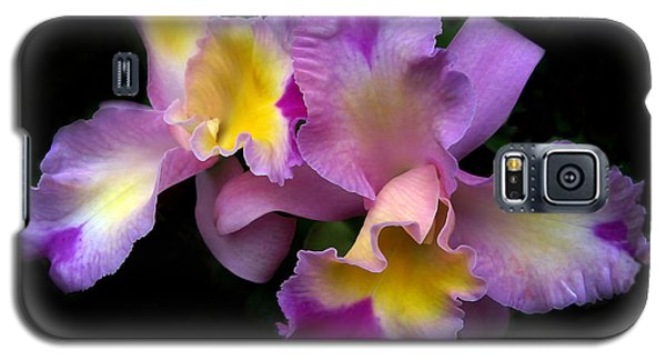 Orchid Embrace Galaxy S5 Case