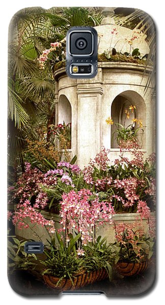 Orchid Exhibition Galaxy S5 Case