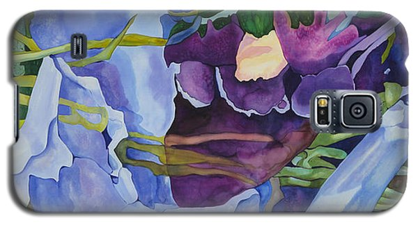 Orchid Rhapsody Galaxy S5 Case